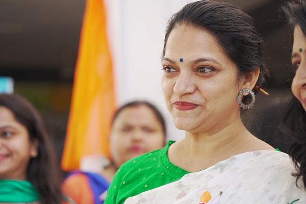 Mrs. Gayatri Vyas Primary Principal BPS Vadodara